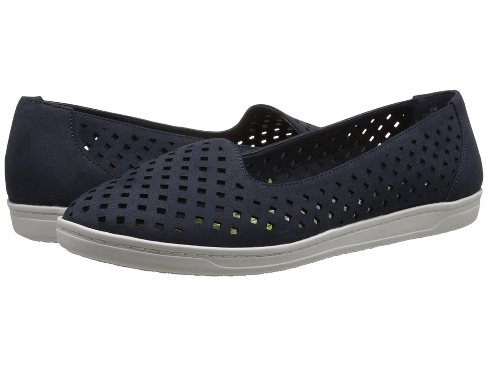 Easy Spirit - Dexlee (Navy Synthetic) Women's Shoes