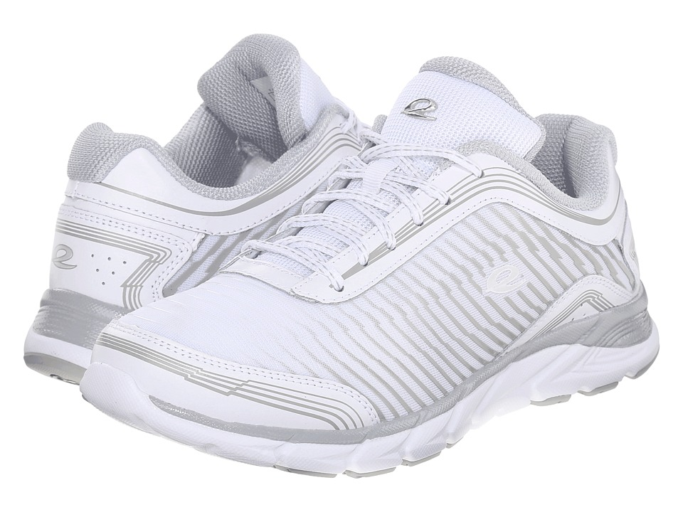 Easy Spirit Ignite (White Multi) Women