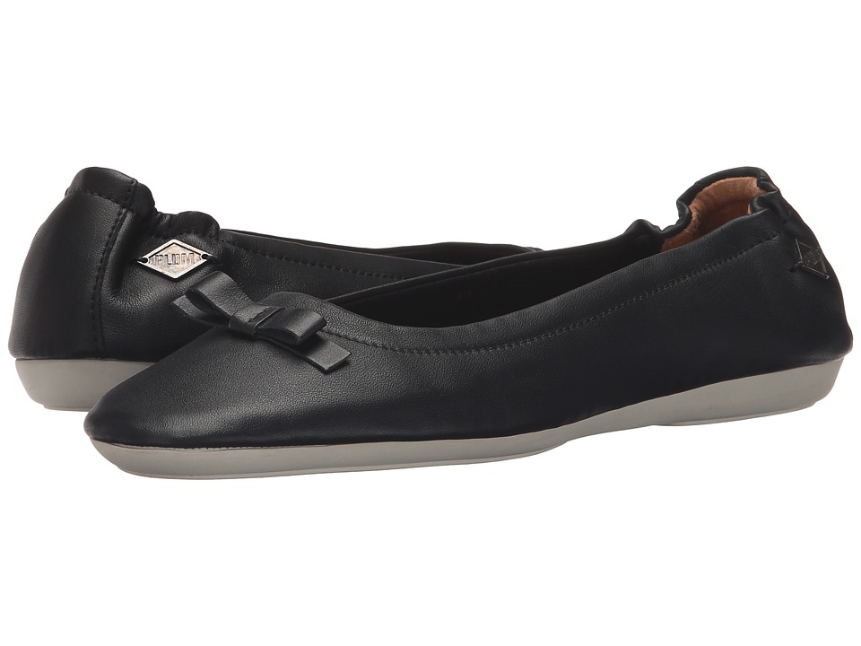 PLDM - Lovell Cash (Black) Women's Flat Shoes