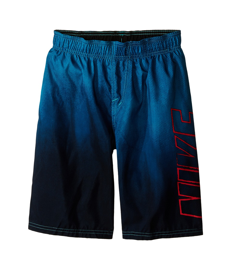 Nike Kids Cannon Ball! 9 Volley Swim Trunk (Energy) Boy