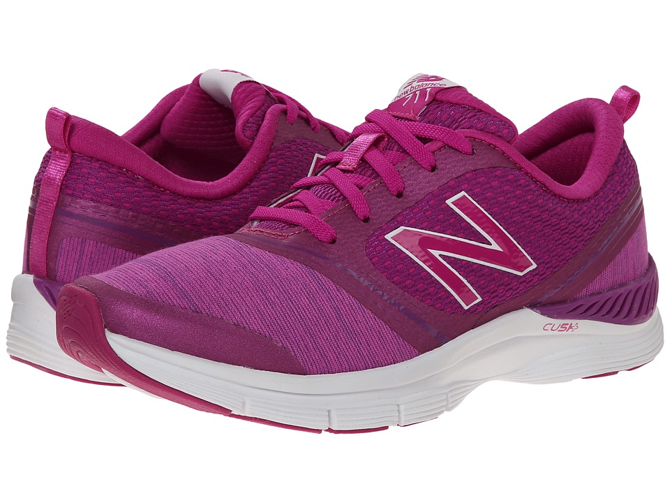 New Balance - WX711APB (Poison Berry) Women's Shoes