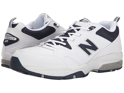New Balance - MX609V2X (White/Navy) Men's Shoes