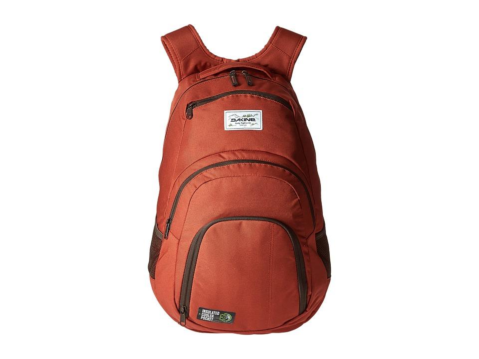 Dakine - Campus 33L Backpack (Brick) Backpack Bags