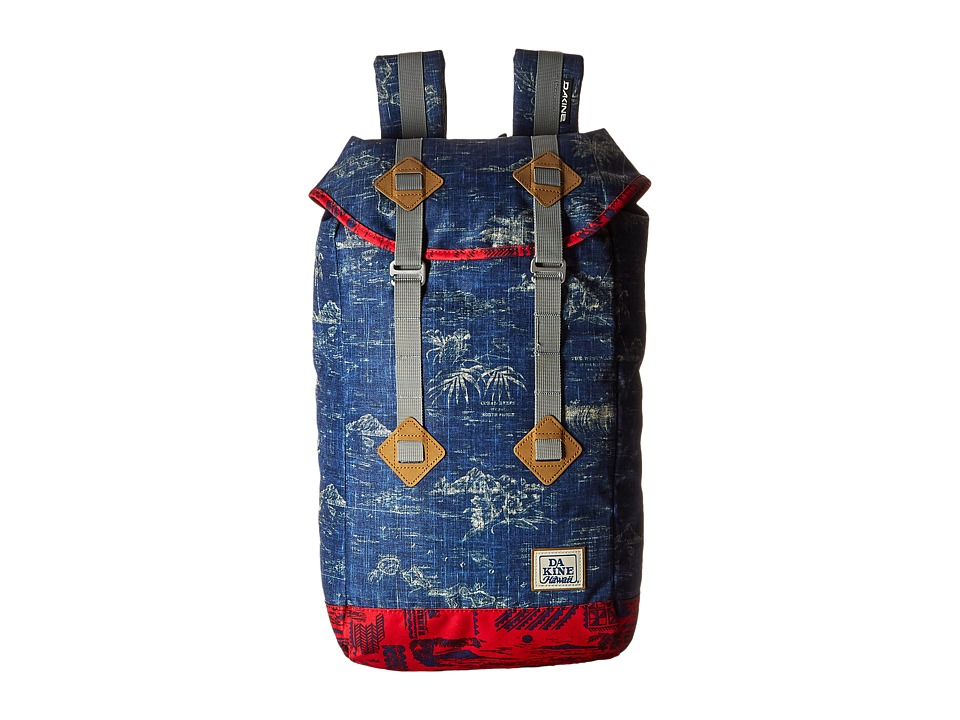 Dakine - Trek 26L Backpack (Tradewinds) Backpack Bags