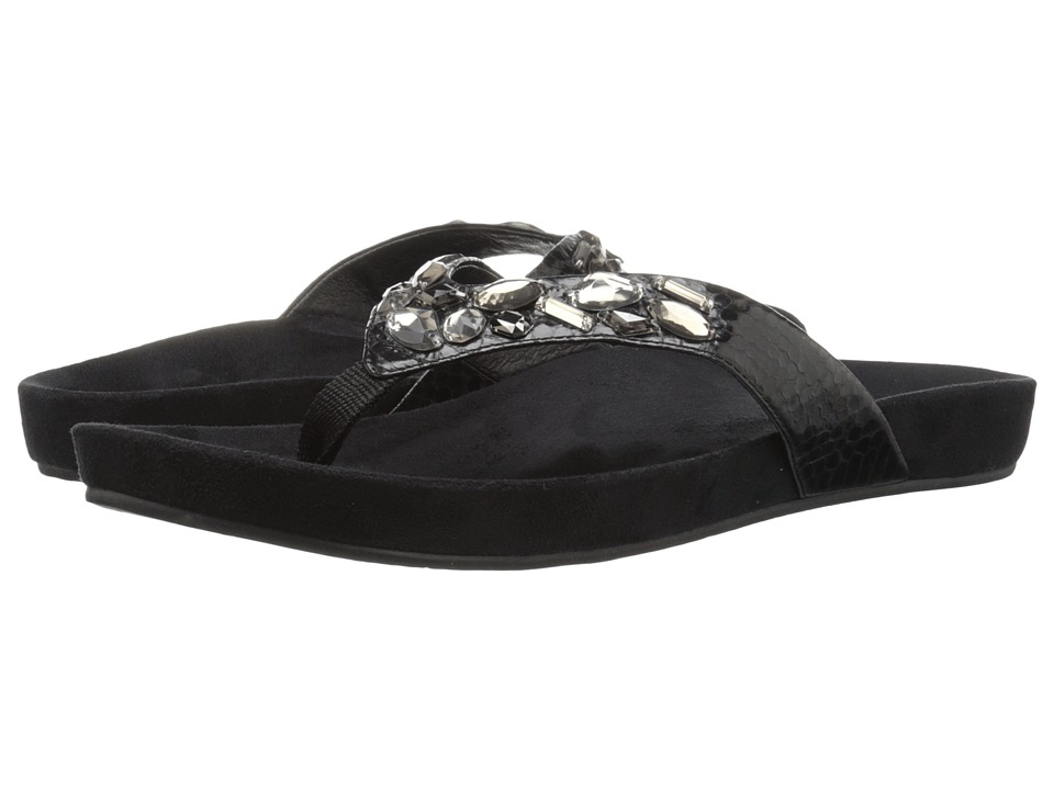 VIONIC - Grace Verity (Black) Women's Sandals