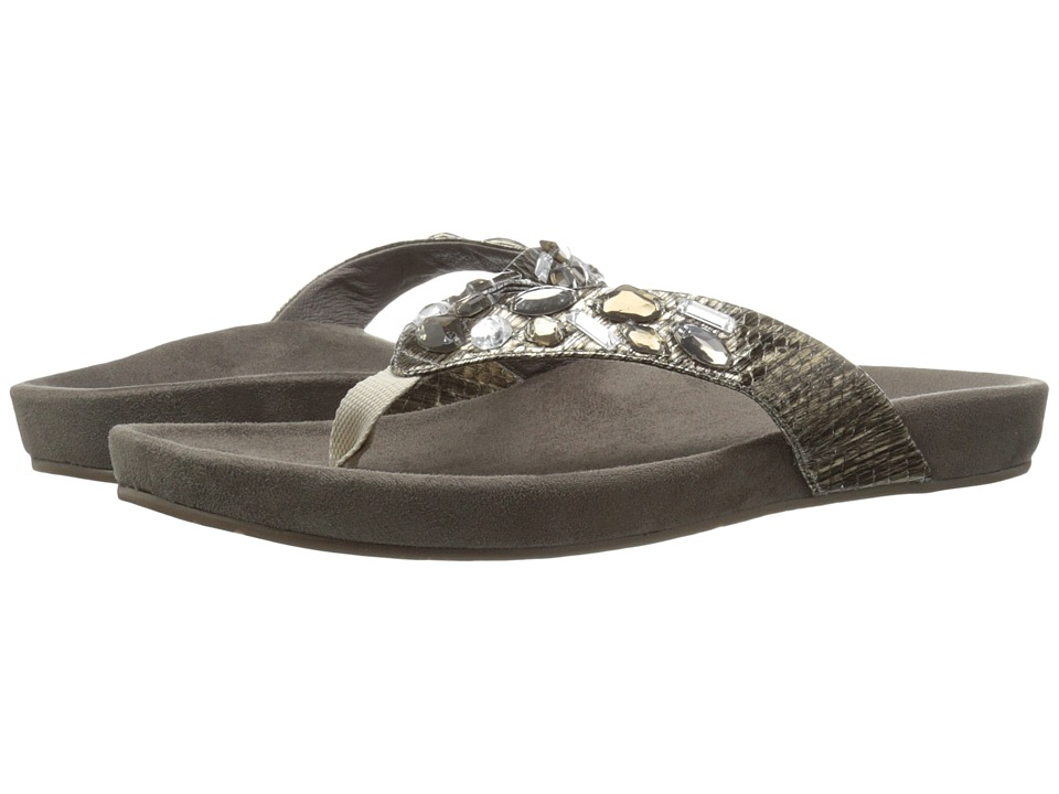 VIONIC - Grace Verity (Pewter) Women's Sandals