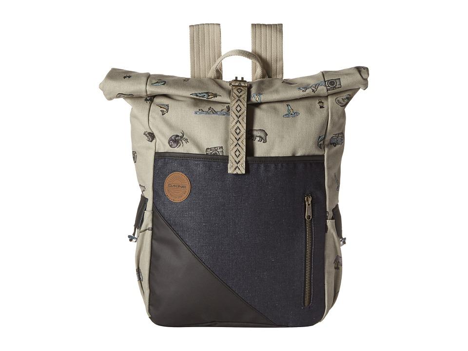 Dakine - Dover 18L (Rockaway) Bags