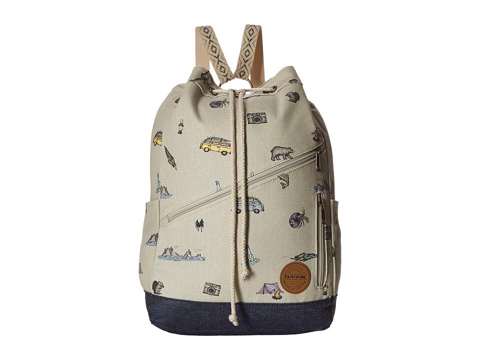 Dakine - Cedar 13L (Rockaway) Backpack Bags