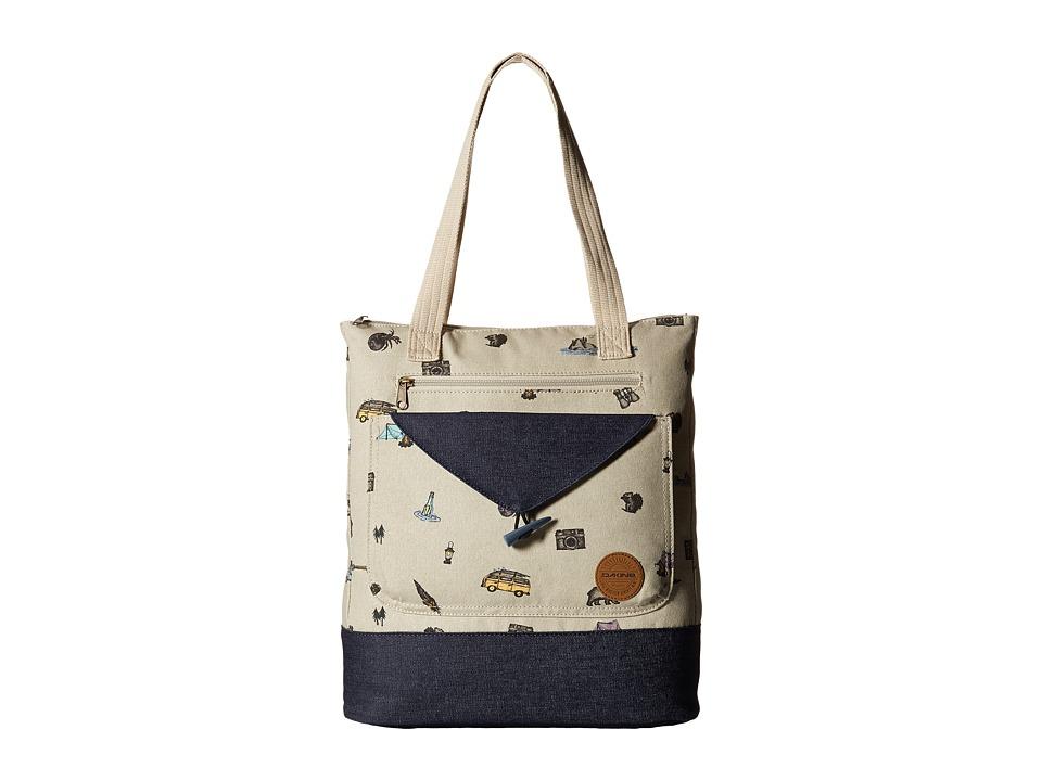Dakine - Hemlock 18L (Rockaway) Backpack Bags