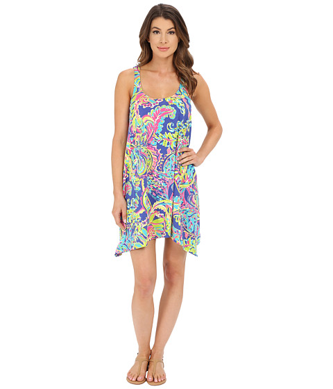 Lilly Pulitzer - Monterey Dress (Multi Toucan Play) Women's Dress