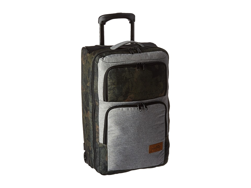 Dakine - Carry On Roller 36L (Glisan) Luggage