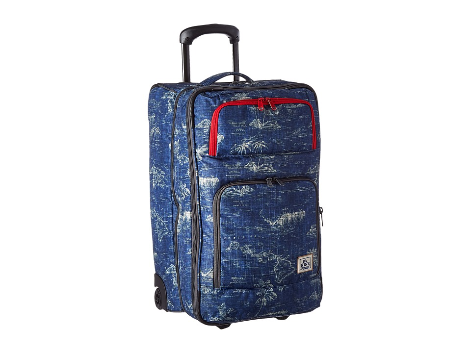 Dakine - Over Under 49L (Tradewinds) Carry on Luggage