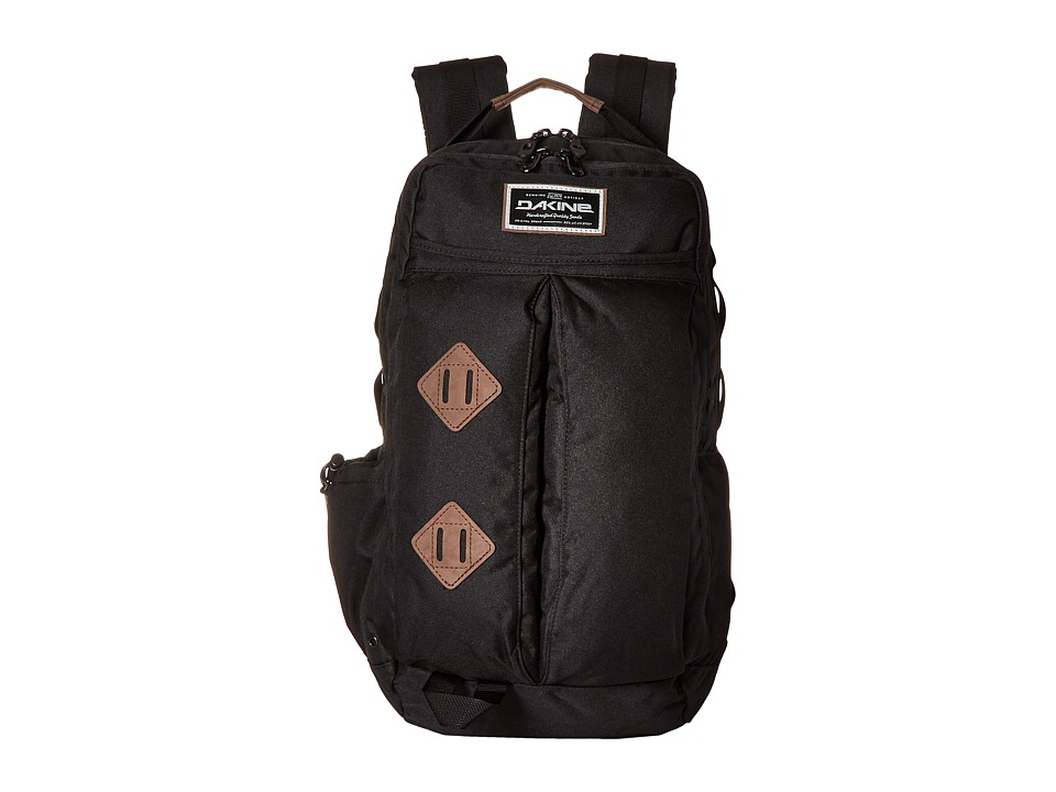 Dakine - Scramble Backpack 24L (Black) Backpack Bags