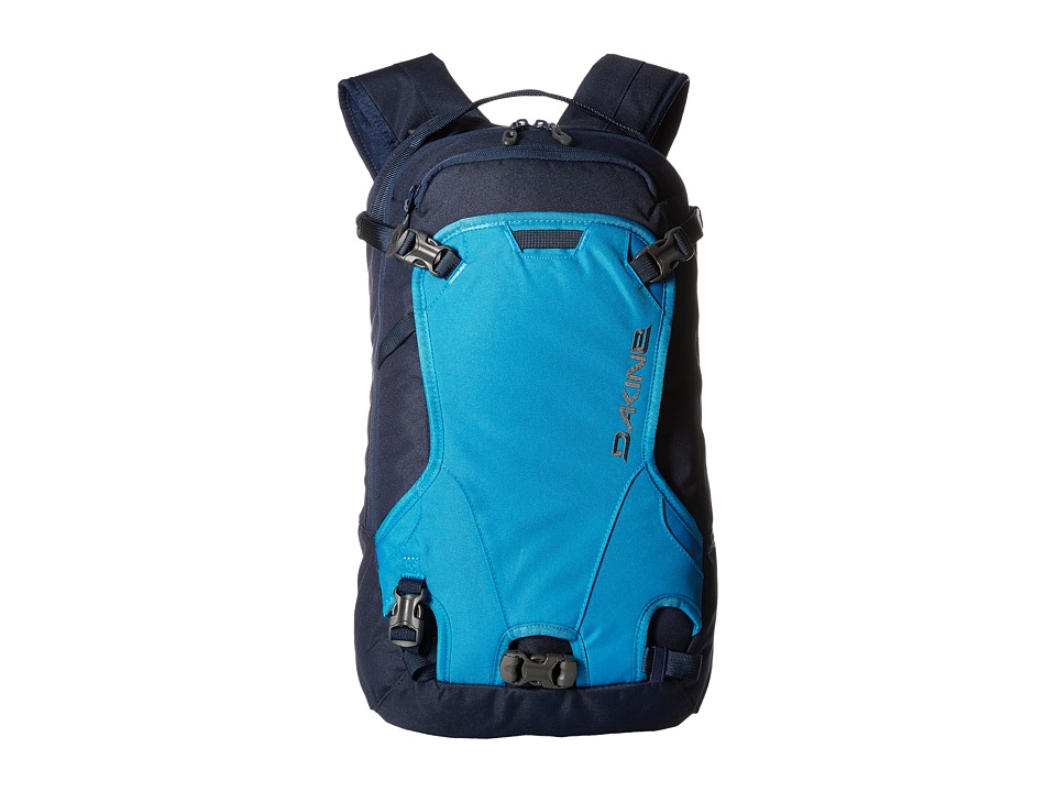Dakine - Heli Pack Backpack 12L (Blues) Backpack Bags