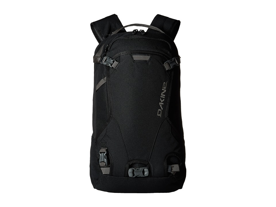 Dakine - Heli Pack Backpack 12L (Black) Backpack Bags