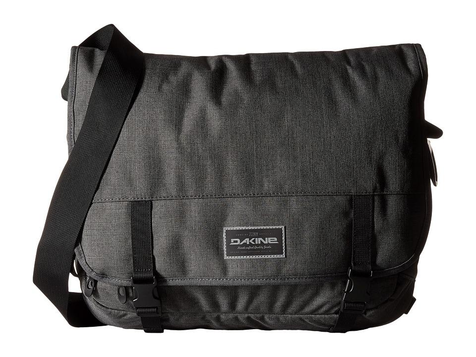 Dakine - Messenger 18L (Carbon) Messenger Bags