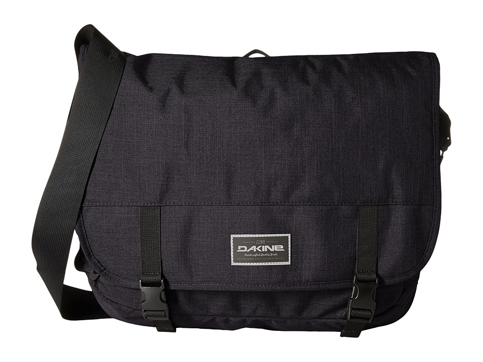 Dakine - Messenger 18L (Black) Messenger Bags