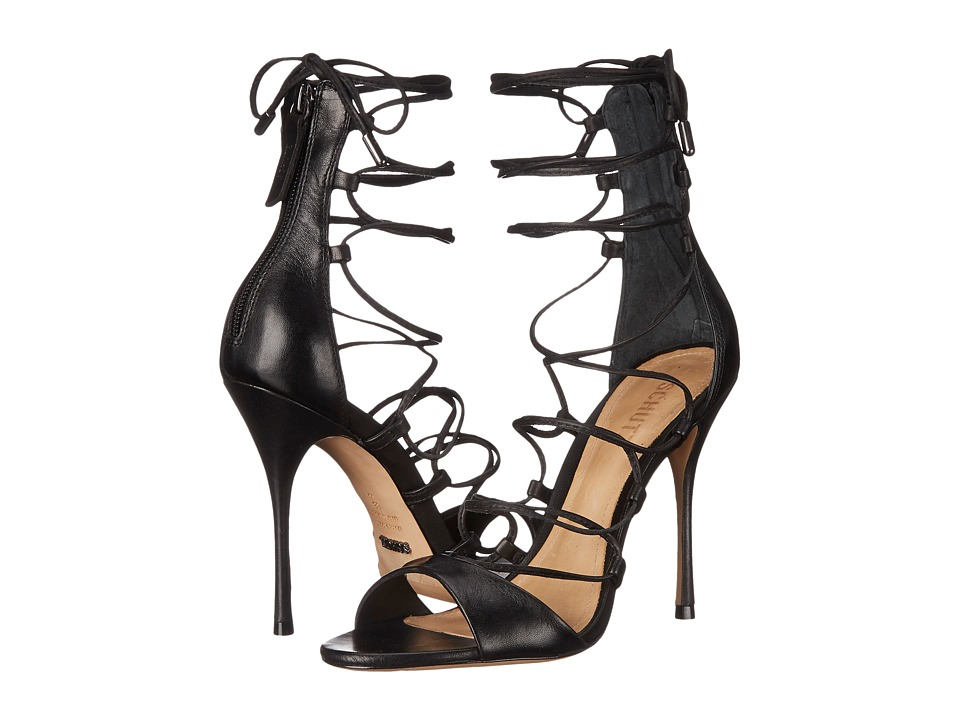 Schutz Leila (Black) High Heels