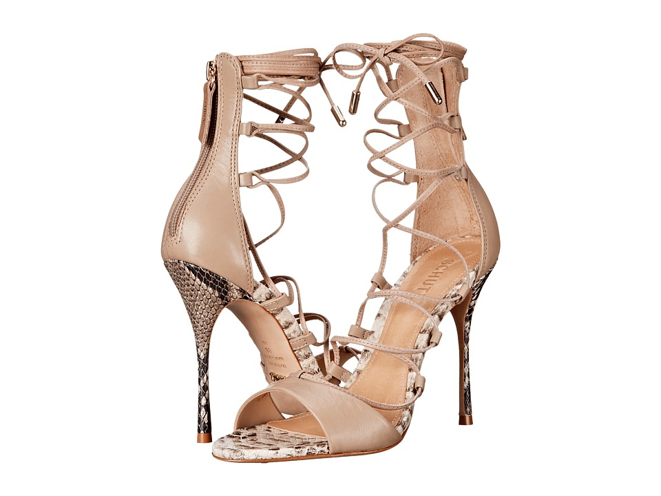 Schutz - Leila (Brush Sand) High Heels