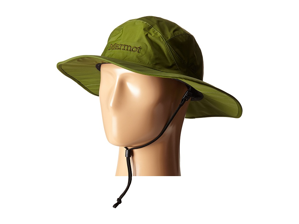 Marmot - PreCip Safari Hat (Greenland) Traditional Hats