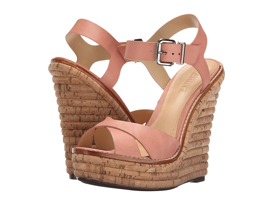 Schutz - Francine (Clay) Women's Wedge Shoes