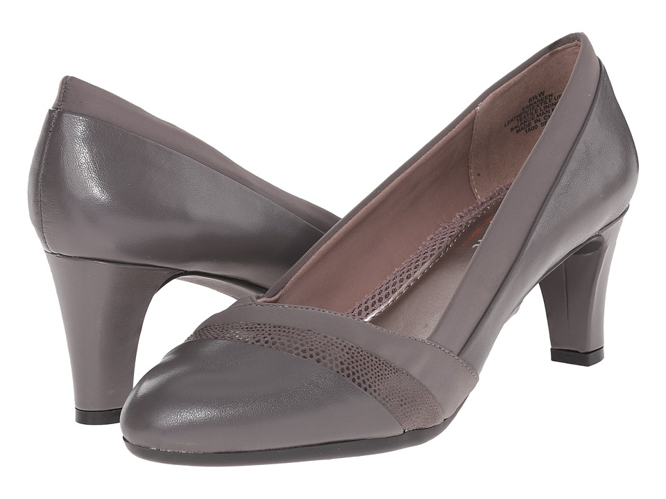 Easy Spirit - Nareen (Grey Multi Leather) High Heels