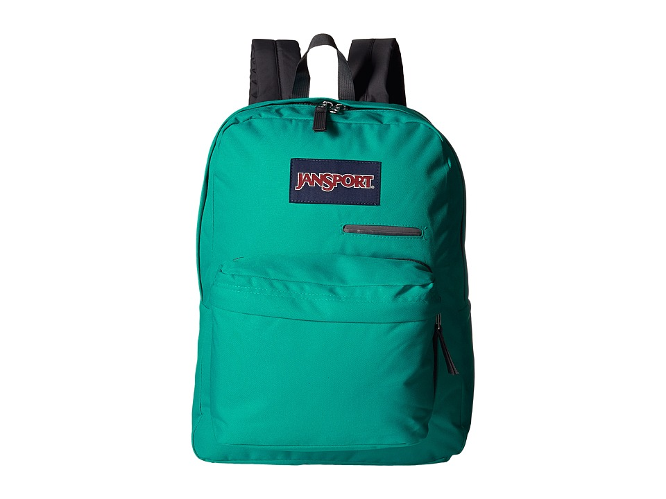 JanSport - Digibreak (Spanish Teal) Backpack Bags