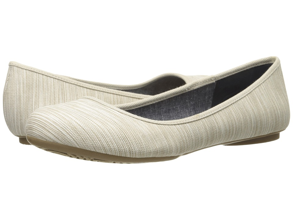 Dr. Scholl's - Friendly (Smoke Harmony Stripe) Women's Flat Shoes
