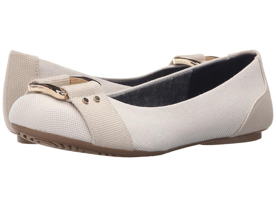 Dr. Scholl's - Frankie (Smoke Beach Bag) Women's Flat Shoes