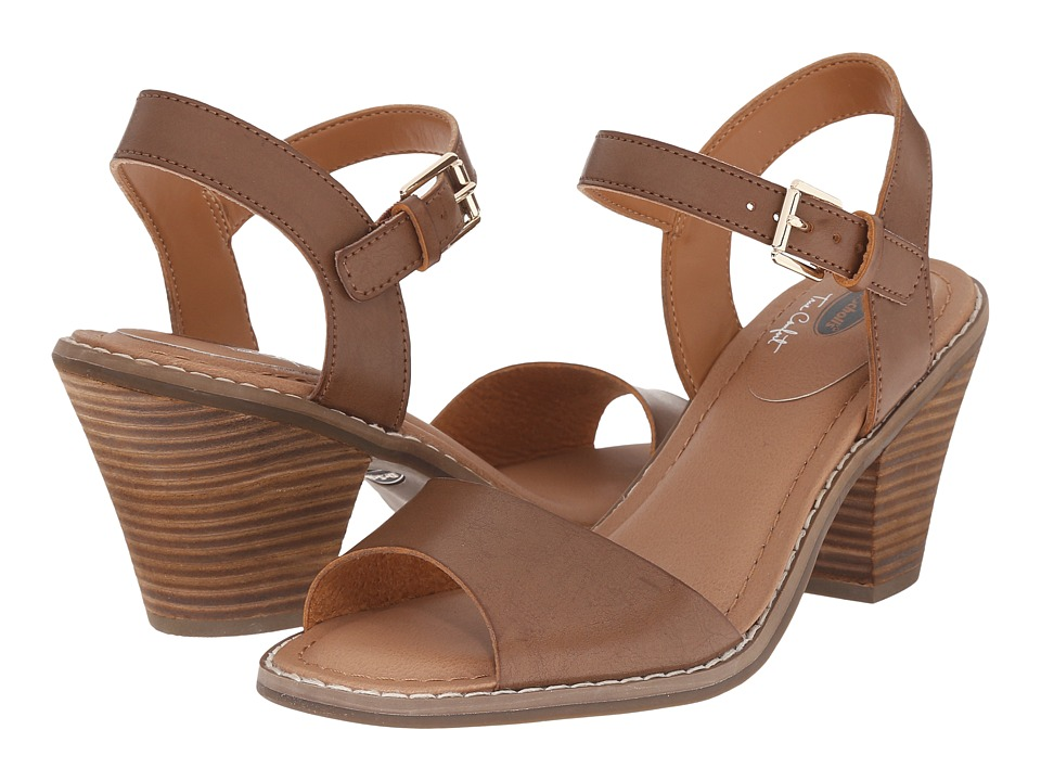Dr. Scholl's - Calistah (Dark Saddle) High Heels