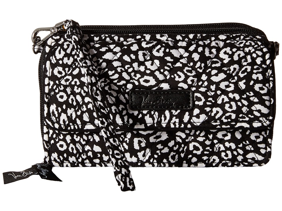 Vera Bradley - All in One Crossbody for iPhone 6+ (Camocat) Clutch Handbags