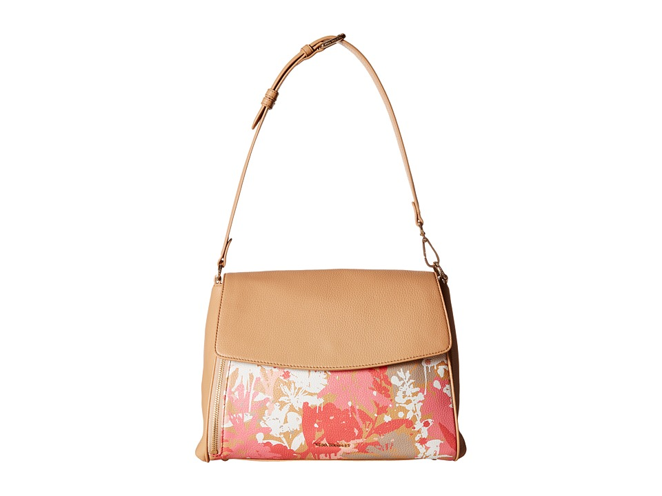 Vera Bradley - Cara Convertible Bag (Camofloral Nude) Bags