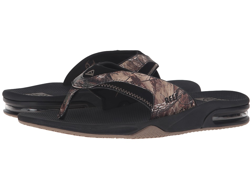Reef - Fanning (Realtree) Men's Sandals