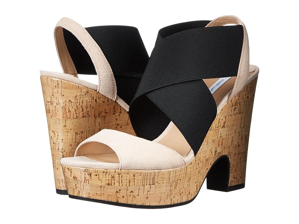 Diane von Furstenberg - Deetra (Blush Kid Suede) Women's Shoes