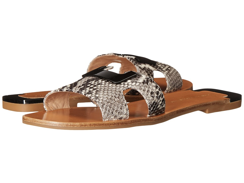 Diane von Furstenberg Marrakesh (Natural Python Print) Women