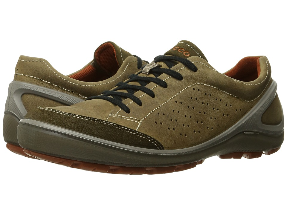 Ecco Performance - Biom Grip (Tarmac/Navajo Brown) Men's Shoes