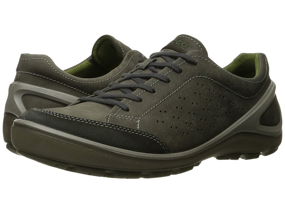 Ecco Performance - Biom Grip (Dark Shadow/Dark Shadow) Men's Shoes