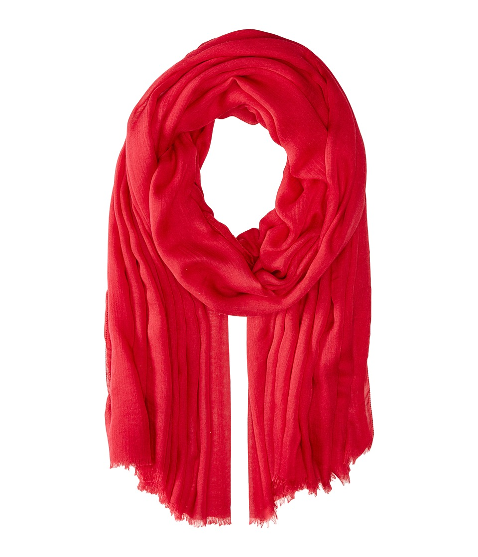 M Missoni - Modal Scarf (Red) Scarves