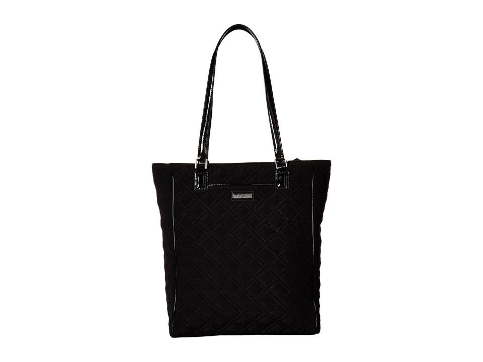 Vera Bradley - Crosstown Tote (Classic Black/Black) Tote Handbags
