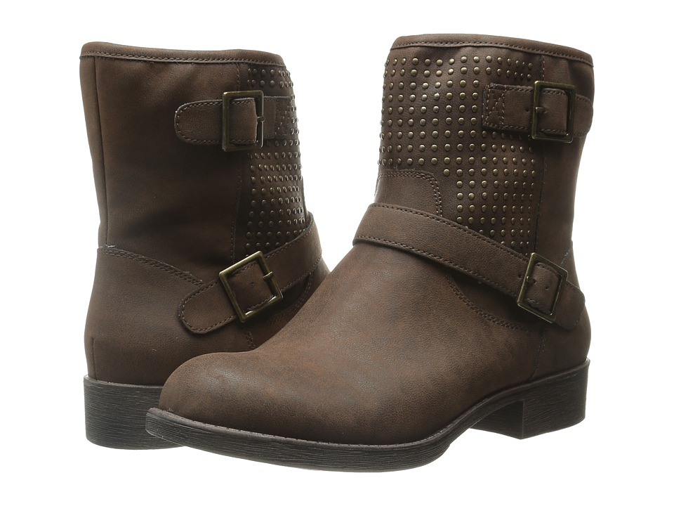 Easy Spirit - Yvanna (Brown/Brown Synthetic) Women