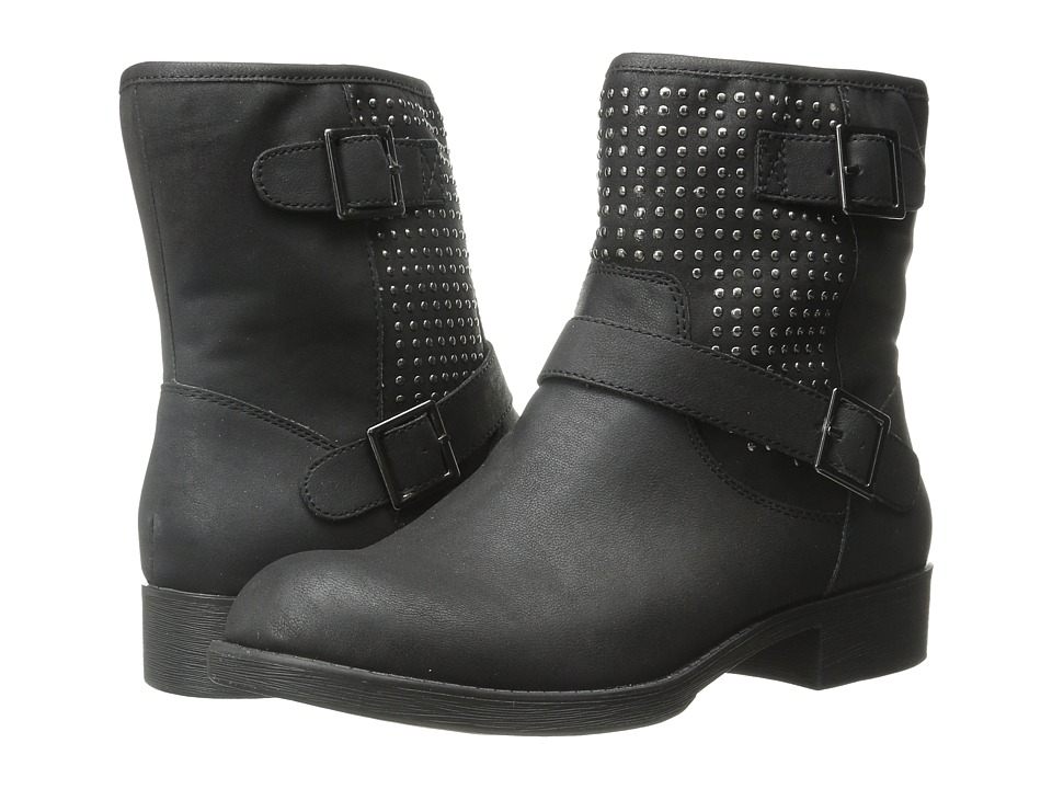 Easy Spirit - Yvanna (Black/Black Synthetic) Women's Shoes