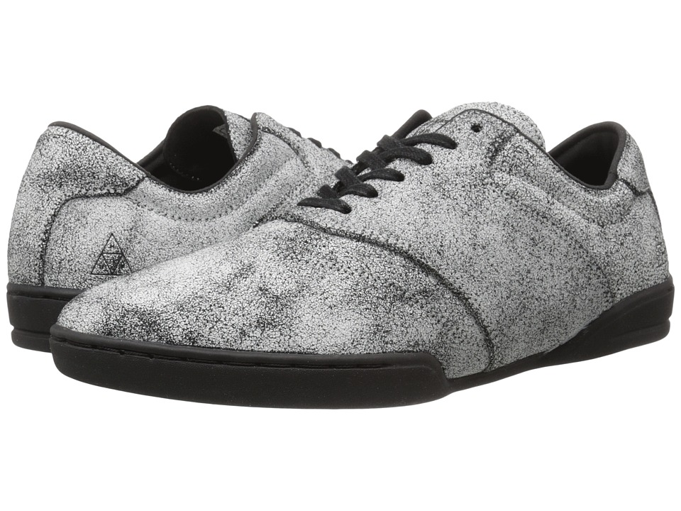 HUF - Dylan (Cracked White) Men's Skate Shoes