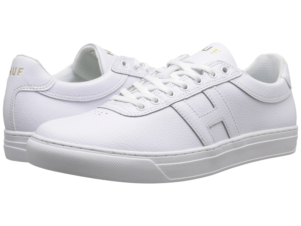 HUF - Soto (White) Men's Skate Shoes