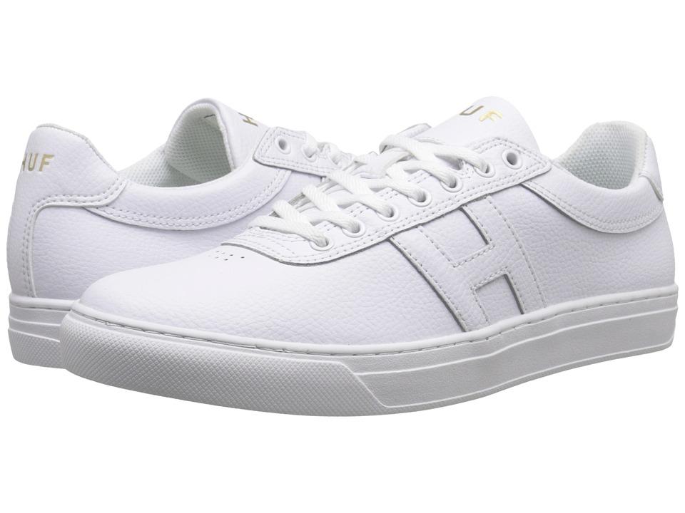 HUF - Soto (White) Men's Skate Shoes