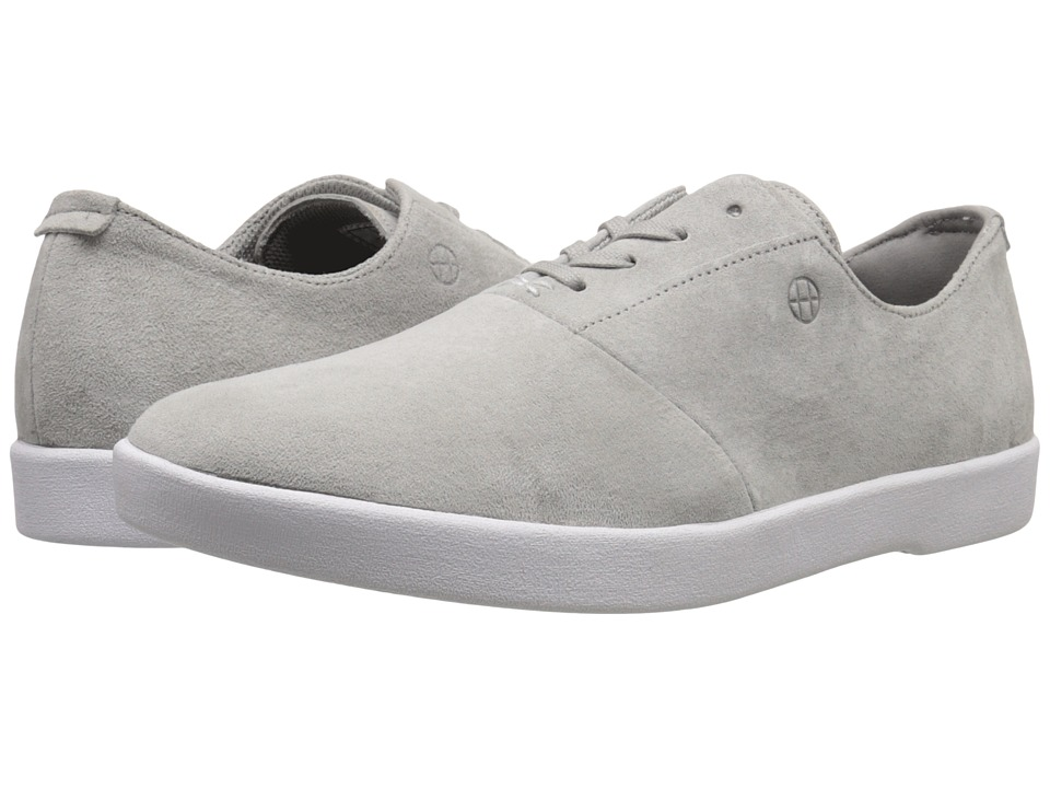 HUF - Gillette (Light Grey) Men's Skate Shoes