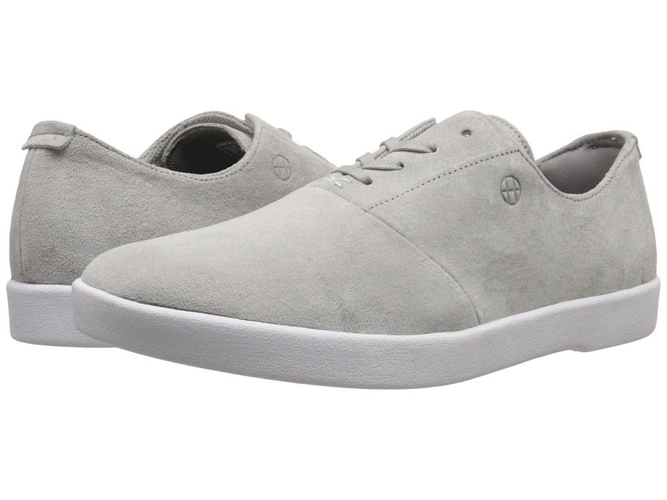 HUF - Gillette (Light Grey) Men's Skate Shoes