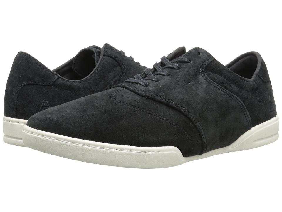HUF - Dylan (Dark Charcoal) Men's Skate Shoes