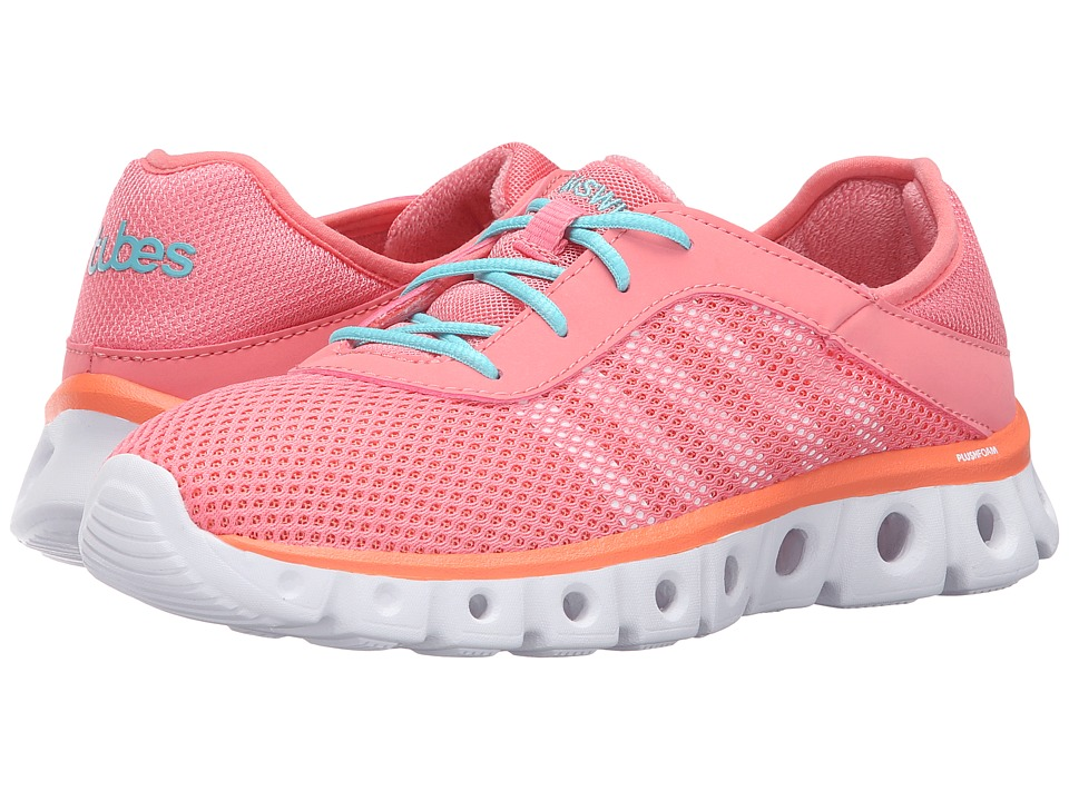 K-Swiss - X Lite Athleisure CMF (Salmon Rose/Fusion Coral/Aqua Sky Mesh) Women's Running Shoes