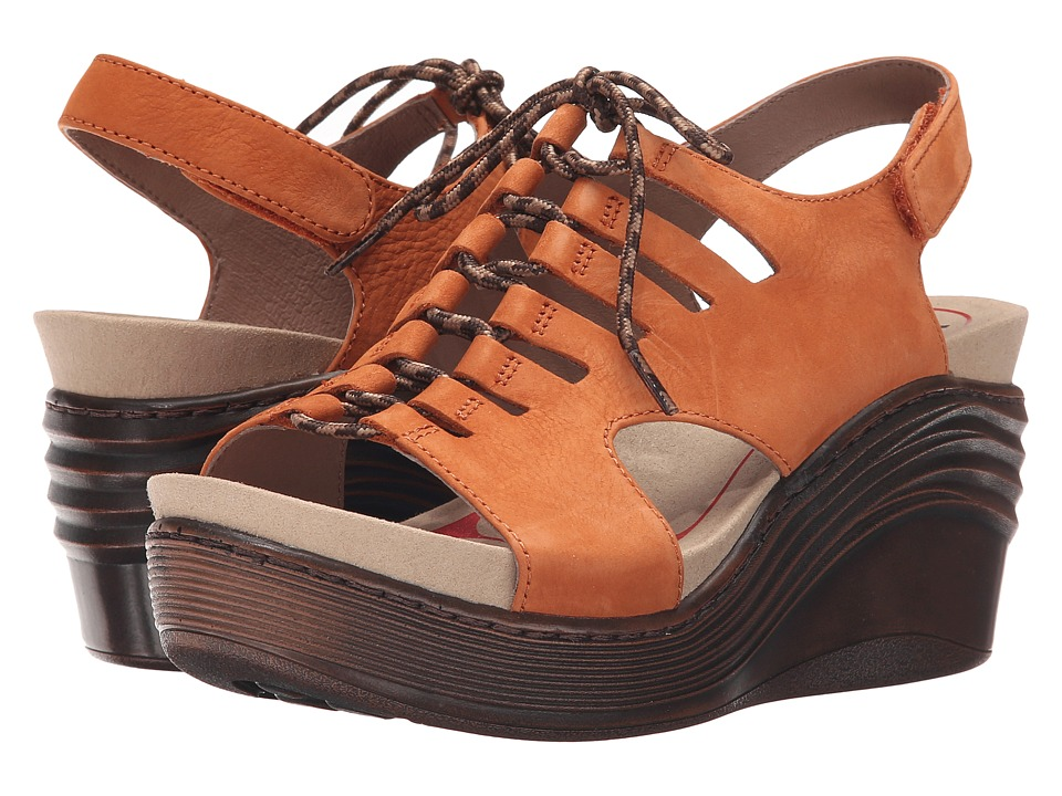 Bionica - Sirus (Cashew Orange) Women's Shoes