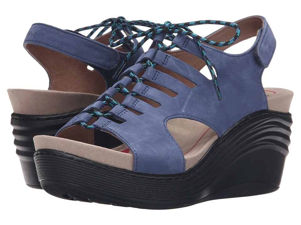 Bionica - Sirus (Denim) Women's Shoes